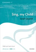 Cover for Sing, my Child