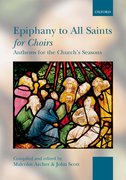 Cover for Epiphany to All Saints for Choirs