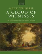 Cover for A Cloud of Witnesses - 9780193532014