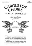 Cover for Carols for Choirs