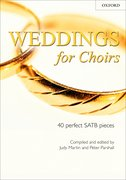 Cover for Weddings for Choirs