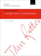 Cover for I wish you Christmas