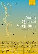 Cover for Sarah Quartel Songbook