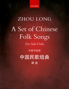 Cover for A Set of Chinese Folk Songs