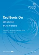 Cover for Red Boots On