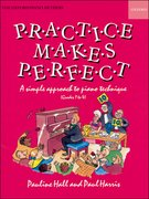 Cover for Practice makes Perfect: Piano