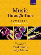 Cover for Music through Time Flute Book 1