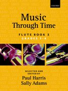 Cover for Music through Time Flute Book 3
