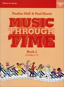 Cover for Music through Time Piano Book 2