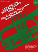 Cover for Old English Trumpet Tunes