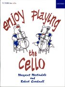 Cover for Enjoy Playing the Cello