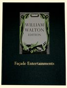 Façade Entertainments William Walton Edition vol. 7