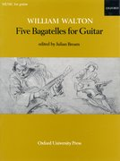 Cover for Five Bagatelles