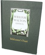 Belshazzar's Feast William Walton Edition vol. 4