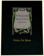 Music for Brass William Walton Edition vol. 21