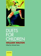 Cover for Duets for Children