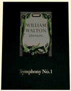 Cover for Symphony No. 1