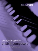 Cover for Piano Duets: 20th-century British Composers