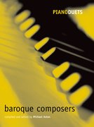 Cover for Piano Duets: Baroque Composers