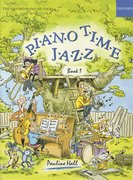 Cover for Piano Time Jazz Book 1
