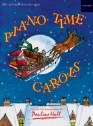 Cover for Piano Time Carols