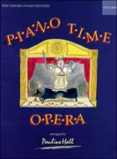Cover for Piano Time Opera