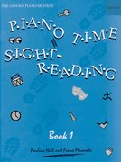 Cover for Piano Time Sightreading Book 1