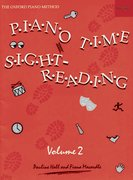 Cover for Piano Time Sightreading Book 2