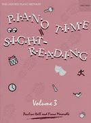 Cover for Piano Time Sightreading Book 3