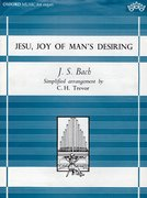 Cover for Jesu, Joy of Man
