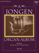 Cover for A Jongen Organ Album