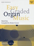 Cover for Easy Graded Organ Music Book 1