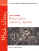 Cover for Bring a torch, Jeanette, Isabella