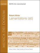 Cover for Lamentations