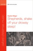 Cover for Shepherds, shake off your drowsy sleep!