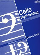 Cover for Cello Sight-Reading Book 2
