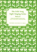Cover for Folk Song Sight Singing Book 2