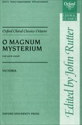 Cover for O magnum mysterium