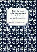 Cover for Folk Song Sight Singing Book 4