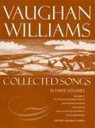 Cover for Collected Songs Volume 2