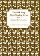 Cover for Folk Song Sight Singing Book 1
