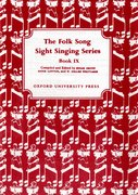 Cover for Folk Song Sight Singing Book 9