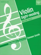 Cover for Violin Sight-reading Book 2
