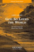 Cover for God so loved the world
