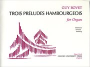 Cover for Trois Preludes Hambourgeois