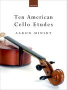 Cover for Ten American Cello Études