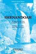 Cover for Shenandoah