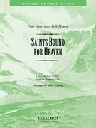 Cover for Saints bound for heaven