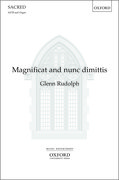 Cover for Magnificat and Nunc Dimittis