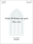 Cover for Psalm 104 (Praise, my soul)